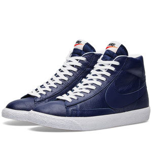 New Men s Nike Blazer Mid PRM Casual Sneakers 9 fe2cef906